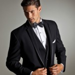 1 Button Trim Notch Lapel  $99