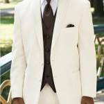 Mandarin Collar No Closure Tuxedo $79 $99