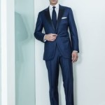 Slim Fit Royal Blue With matching pants $129