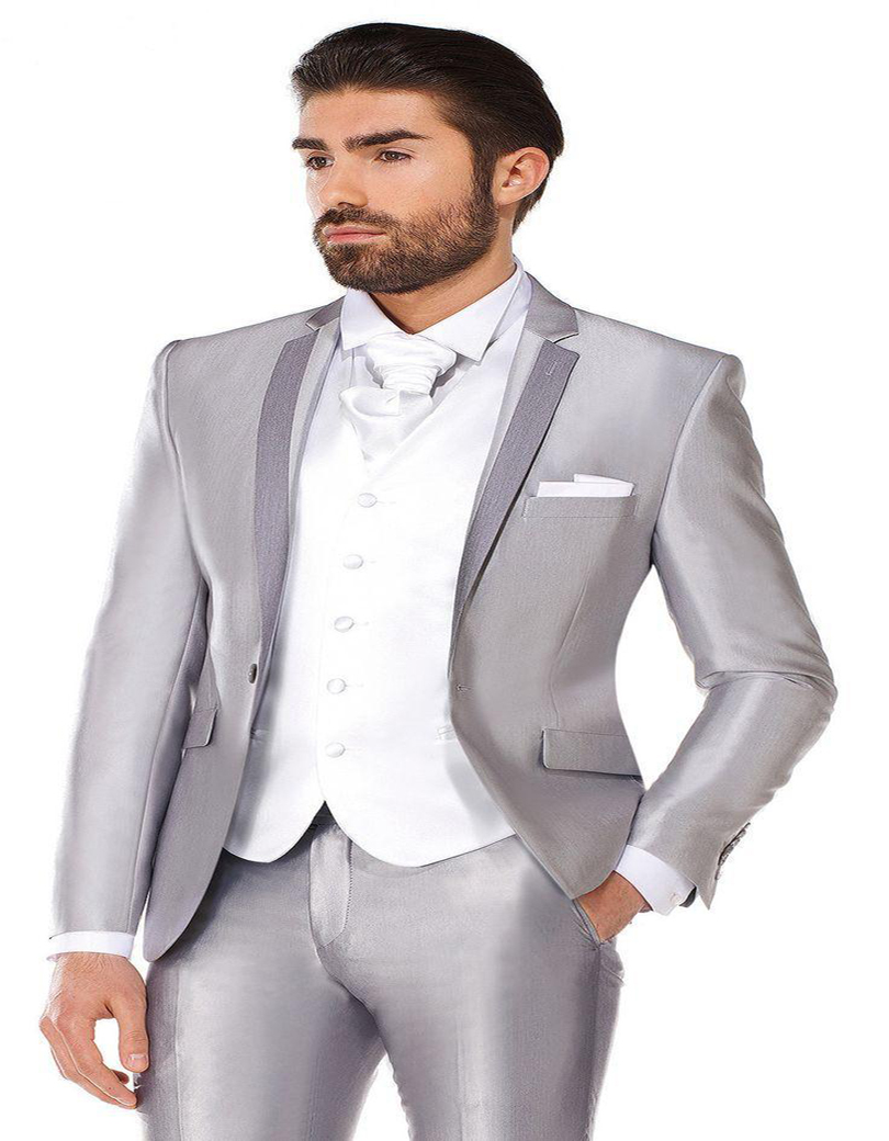 Silver Slim $99 - Tuxedo Rental Phoenix